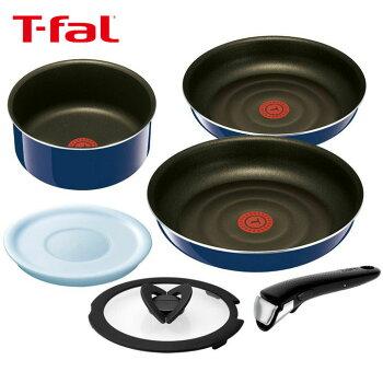 T-falingenioセットキッチン用品T-falセットセットT-falインジニオ・ネオグランブルー・プレミアムセット6ティファール