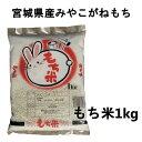 【30年度産】宮城県産みやこがねもち1kg 餅米 もち米 粘り おこわ作り 宮城産 もちごめ 1キロ【TD】【TRS】
