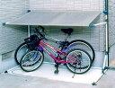 【送料無料】サイクルガレージ CG-1000〔自転車置き場・自転車・小型バイク・二輪車・雨よけ・屋外収納・屋外用ガレージ・レジャー〕【アイリスオーヤマ】【限定】 おしゃれ