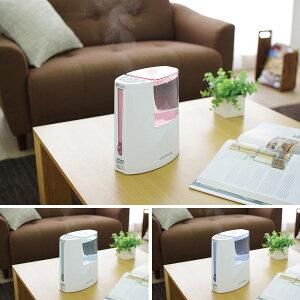 アイリスオーヤマ加熱式加湿器SHM-250Uホワイト/グリーン・ホワイト/ブルー・ホワイト/ピンク【0925IRIS】[KDYS]【RCP】【10P13oct13_b】