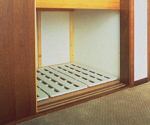 すのこ押入れSN-358枚セット幅35×奥行75cm送料無料アイリスオーヤマスノコ湿気収納用品布団収納ラック整理棚高床プラスチック抗菌加工クローゼット仕切り間仕切り収納ラック通気乾燥おしゃれ