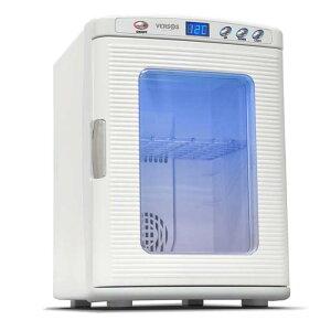 【冷温庫温冷庫】【送料無料】25L冷温庫【保温保冷持ち運び】VS-408WH・ホワイト【D】【ベルソス】