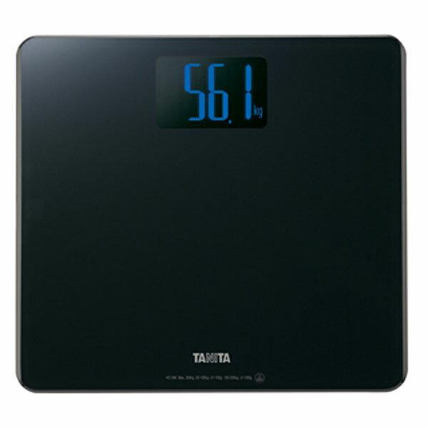 【送料無料】TANITA(タニタ) デジタルヘルスメーター HD-366 ブラック【K】【体重計 ヘルスメーター 体組成計 体脂肪率 内臓脂肪レベル ダイエット インナースキャン】 おしゃれ