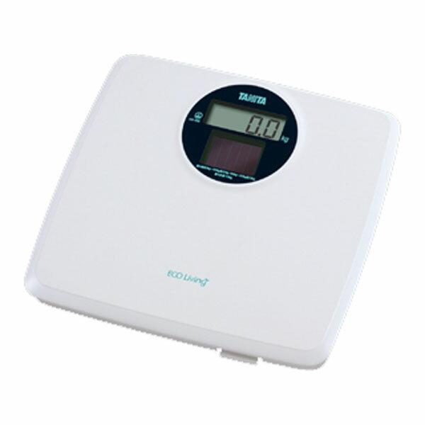 TANITA(タニタ) デジタルソーラーヘルスメーター HS-302 ホワイト【K】【体重計 ヘルスメーター 体組成計 体脂肪率 内臓脂肪レベル ダイエット インナースキャン】 おしゃれ