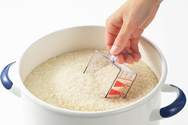 料理のいろはお米計量カップSJ2242キッチン用品調理器具キッチン料理キッチン用品キッチンキッチン用品料理調理器具キッチン料理キッチン用品キッチン調理器具ヨシカワ