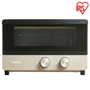 [20%ポイント還元]オーブントースター4枚アイリスオーヤマPOT-412FM-N送料無料トースター遠赤外線ヒーター食パン4枚ピザオーブントーストパン焼き調理家電シャンパンゴールドアイリス[d20]