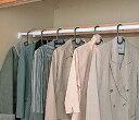 強力伸縮棒 NP-280〔突っ張り棒 つっぱり棒 ハンガー 収納用品 衣装 衣類洋服 押入れ収納 衣替...