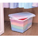 ナチュラルクローゼットキャリーN-550 アイリスオーヤマ (収納BOX/収納ボックス/収納用品/収納ケース ...