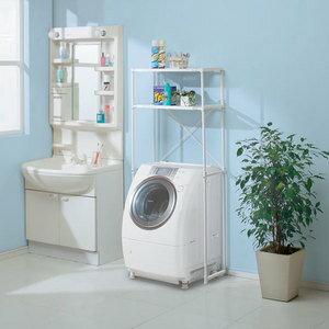 【送料無料】ランドリーラックホワイトLR-155P〔洗濯用品洗濯機ランドリー洗面台洗面化粧台柔軟剤洗濯乾燥機衣類乾燥機洗濯洗剤ランドリー収納〕【アイリスオーヤマ】[LDRK]