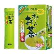 【323776】お〜いお茶 抹茶入りサラサラ緑茶 100P【TC】