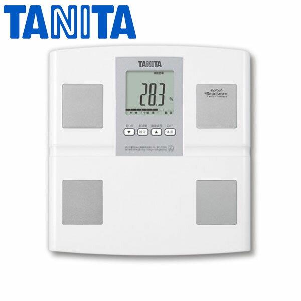 タニタ TANITA 体脂肪計 BC-705N WH 体組成計 体重計 デジタル 体重 ダイエット 体脂肪 体組成計体重計 ホワイト 白 【KM】【TC】