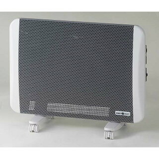 【送料無料】GreenWood〔グリーンウッド〕パネルヒーターGEP-1000B〔無段階温度調節〕【2014暖房】【KM】【D】