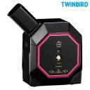 【送料無料】TWINBIRD Candy Jewel フェイススチーマー SH-2661B ブ…