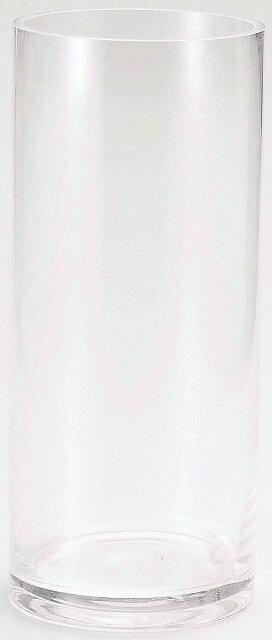 H30cm【全商品ポイントキャンペーン中】S1012  ガラス花瓶 チューブベース/ガラス/ガラス花瓶/インテリア/母の日/父の日