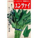 タネ・小袋 エンツァイ・クウシンサイ 3〜9月まき 野菜タネ 丸種エンサイ(空芯菜)