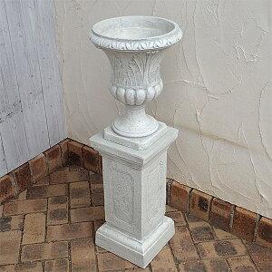 PSスタンドカップ直径30cmと花台スクエアL高さ49cmのセット