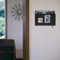 マガジンラック壁面収納マグネットボードおしゃれな壁掛けマガジンポケット