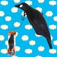 大型カラス 【防鳥】【防蝶】【防鳥網】【防鳥ネット】【鳥よけ】【鳥害対策】【駆除】【防鳥グッズ】