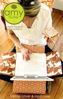 英語版本艾米巴特勒 (艾米巴特勒) 筆記本電腦和 MP3 播放機案例 / 筆記本電腦和 MP3 播放機個案模式