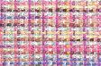 イギリス製【LINTON/リントン】シャネルツィードシルク・コットン・ブレンドファンシーツィード50cm単位 生地・布