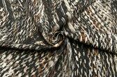 イタリア製【ALBERTA FERRETTI LIMITED EDITION/アルベルタ・フェレッティ リミテッド・エディション】ストレッチ・シンセ素材ジャージーアブストラクト・プリントワンピース着分2.0m単位 生地・布