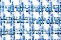 イギリス製【LINTON/リントン】シャネルツィードコットン・ブレンドファンシーツィード50cm単位生地・布