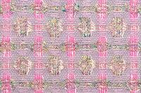 イギリス製【LINTON/リントン】シャネルツィードウール・コットン・ブレンドファンシーツィード50cm単位生地・布