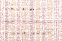 イギリス製【LINTON/リントン】シャネルツィードウール・コットン・リネン・ブレンドファンシーツィード50cm単位生地・布