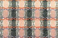 イギリス製【LINTON/リントン】シャネルツィードコットン・ウール・シルク・ブレンドファンシーツィード50cm単位生地・布
