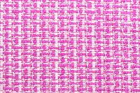 イギリス製ツイード生地【LINTON/リントン】シャネルツイードコットン・シルク・ブレンドファンシーツイード50cm単位