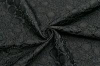 イタリア製【UNGARO/ウンガロ】シンセ・ブレンドフクレ・フラワージャケット着分2.0m単位生地・布