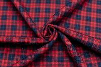 イタリア製ピュア・ウール先染めチェック10cm単位生地・布*5点以上お求めの場合には、代金引換をご利用頂けます。備考欄にその旨お書き添え下さいませ。(別途代引き手数料が必要となります。)