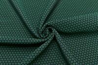 イタリア製【ETR】ストレッチシンセ・ブレンドジャカード・モチーフ1.8m単位生地・布