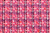 イギリス製ツイード輸入生地【LINTON/リントン】シャネルツィードコットン・ウール・ブレンドファンシーツィード50cm単位生地・布