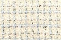 イギリス製ツイード生地【LINTONEXCLUSIVELINE/リントン・エクスクルーシブ・ライン】シャネルツィードコットン・ブレンドファンシーツィード10cm単位生地・布