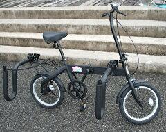 RAINBOW(レインボー)/サーフボードキャリア付き折りたたみ自転車/FD-1【smtb-TD】【keyword0323_bicycle】