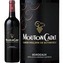 ワイン 赤ワイン 2017年ムートン・カデ・ルージュ / バロン・フィリップ・ド・ロスチャイルド フランス ボルドー / 750ml