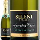 【ラストサマーセール】ワイン スパークリングワイン セラー・セレクション・スパークリング・ソーヴィニヨン・ブラン (スクリューキャップ) / シレーニ・エステート ニュージーランド / 750ml