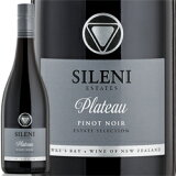 ワイン 赤ワイン 2016年 エステート・セレクション・ザ・プラトー・ピノ・ノワール(スクリューキャップ) シレーニ・エステート ニュージーランド 750ml