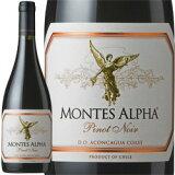 ワイン 赤ワイン 2019年 モンテス・アルファ・ピノ・ノワール / モンテス S.A. チリ アコンカグア 750ml