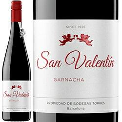 ワイン 赤ワイン 2019年 サン・ヴァレンティン・ガルナッチャ(スクリューキャップ) / トーレス スペイン カタルーニャ 750ml