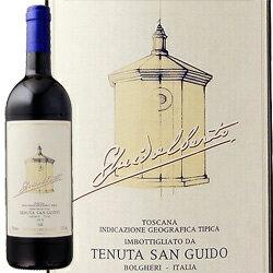 ワイン 赤ワイン 2017年 グイダルベルト / サッシカイア(テヌータ・サン・グイド) イタリア トスカーナ ボルゲリエリア / 750ml