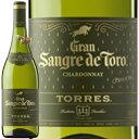 ワイン 白ワイン 2016年 グラン・サングレ・デ・トロ・シャルドネ トーレス スペイン カタルーニャ 750ml