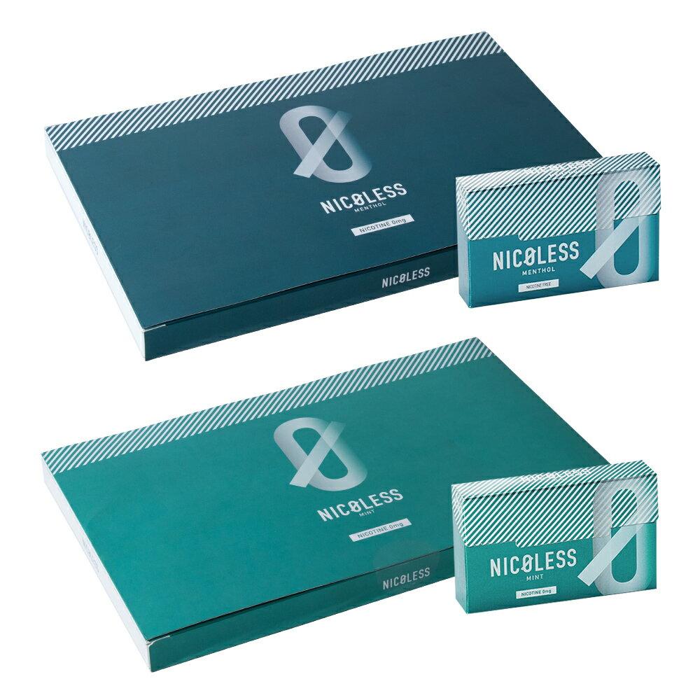 加熱式タバコ, 本体 NICOLESS 1 (10) 0 IQOS