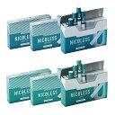 NICOLESS ニコレス メンソール ミント 3箱 (1箱 20本入り) 加熱式タバコ 加熱式たばこ ニコチン0 タール たばこ風 電子タバコ 電子たばこ 禁煙グッズ 互換機 スタイル IQOS互換機