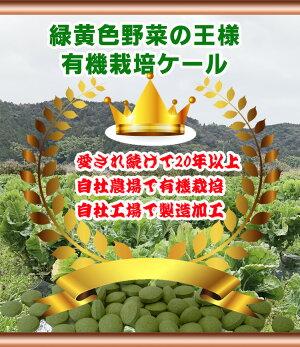 緑黄色野菜の王様と呼ばれるケール