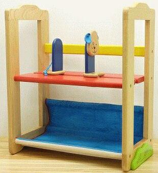 カトージ 【KATOJI】 I'm TOY積み上げ式本棚・おもちゃ入れBOOKブックスタンド・シェルフ組み立て式