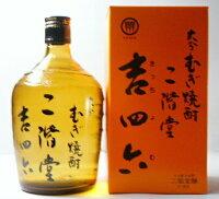高級本格麦焼酎「吉四六」ガラス瓶1ケース