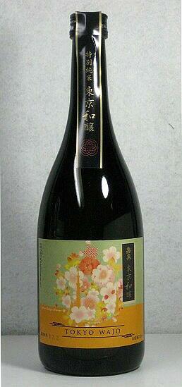 【化粧箱付 東京の地酒】「嘉泉 特別純米酒 東京和醸」720ml