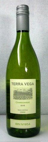 【ハイコスパチリワイン】「テラ・ベガシャルドネ」750ml